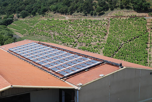 Solar Cooling System