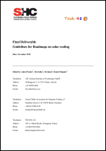 Guidelines for Roadmaps on Solar Cooling